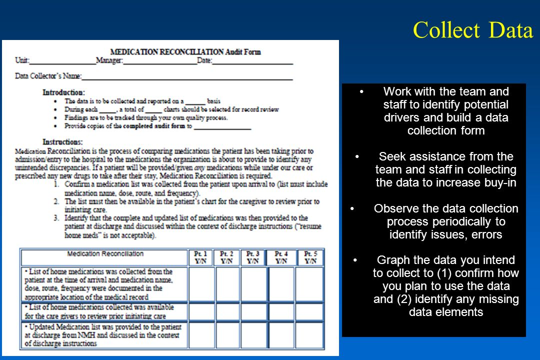 Medication Reconciliation Using The Match Toolkit - Ppt Video