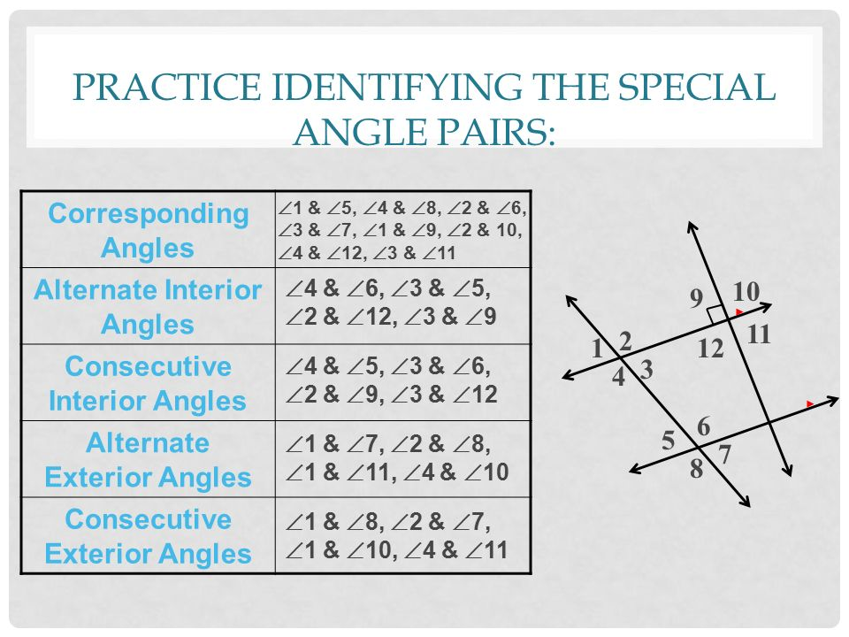 Section 3 1 Parallel And Skew Lines Ppt Video Online Download