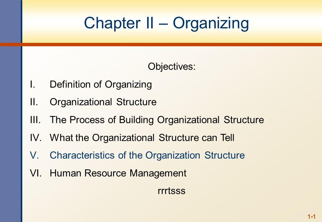 chapter 2 organizational learning Richard l daft vanderbilt efficient performance versus the learning organization 30 chapter 2: strategy, organization design, and effectiveness 56.