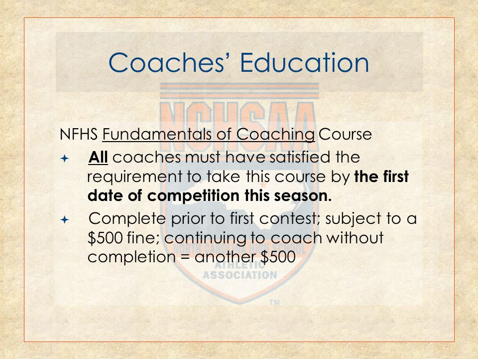 2016 nfhs baseball rule changes ppt download 66 coaches education nfhs fundamentals of coaching course fandeluxe Image collections