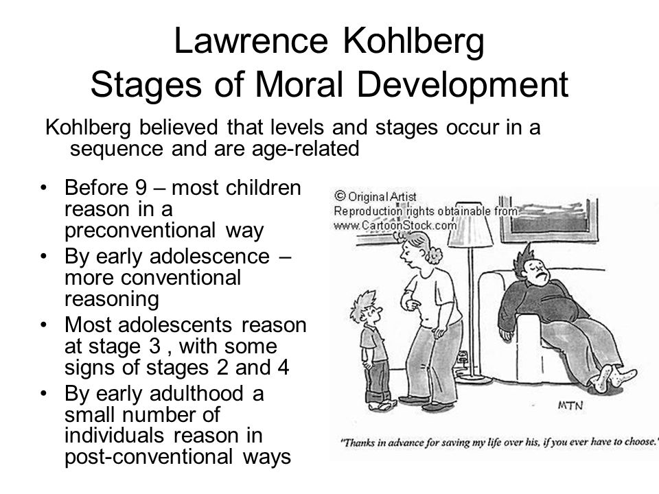 Commit Moral development adults amusing