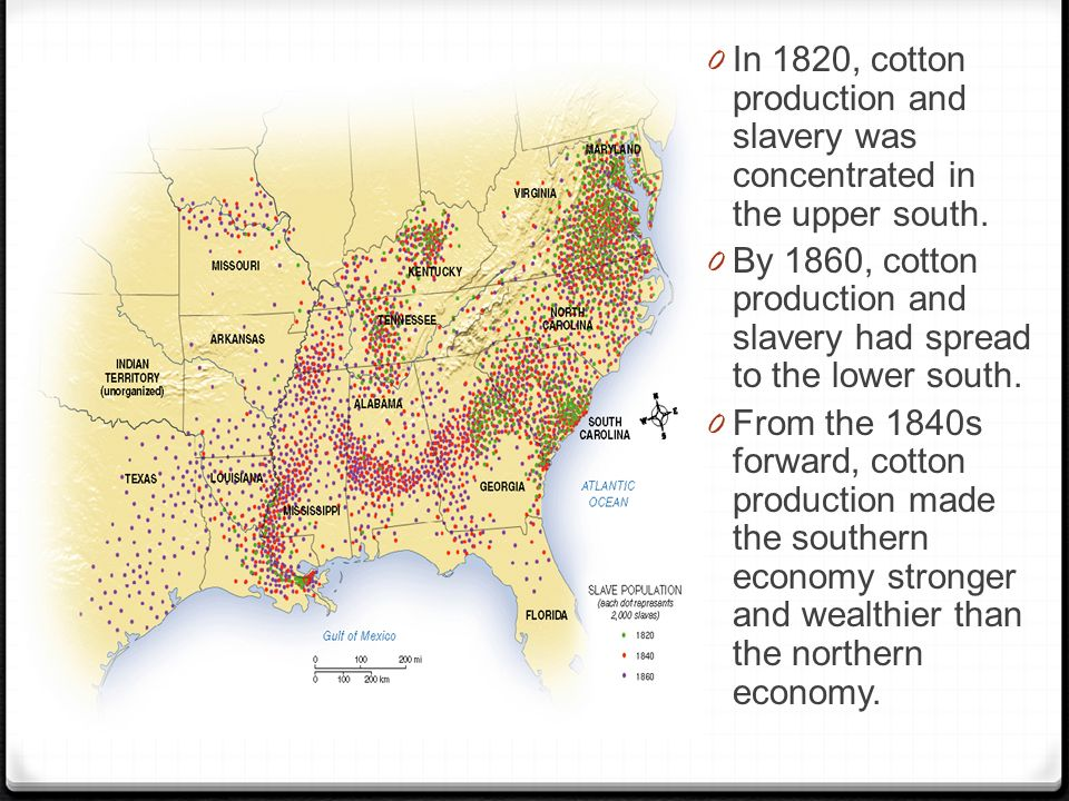 slavery in the upper and lower south essay Free essay: a south plantation owner's view of slavery for hundreds of years,   slavery in the american south essay  slavery in the upper and lower south.