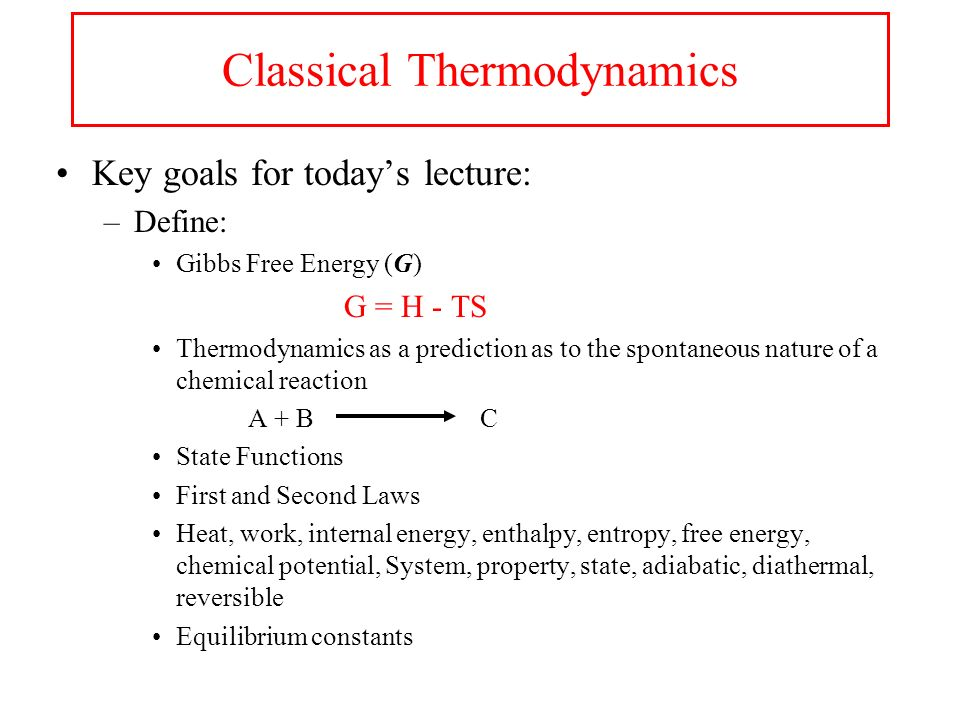 thermodynamics enthalpy of reaction lab View lab report - lab4 from history 102 at spartanburg high lab #4 thermodynamics-enthalpy of reaction and hesss law background-overview: this lab demonstrates the principle of hesss law-if.