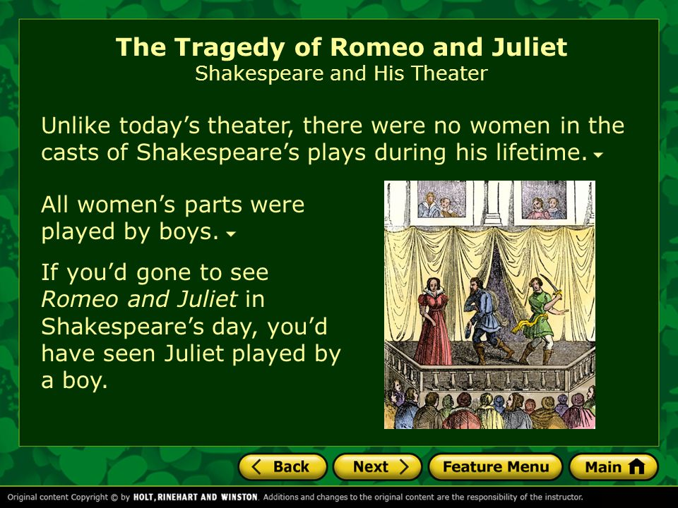 shakespeare s play the tragedy of romeo Some consider shakespeare's play hamlet to be one of the best plays ever written some of the most popular tragedies written by william shakespeare include romeo and juliet , macbeth, and king lear.