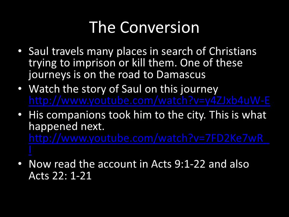 saul becomes paul essay Paul essays: over 180,000 paul essays, paul term papers, paul research paper, book reports 184 990 essays, term and research.