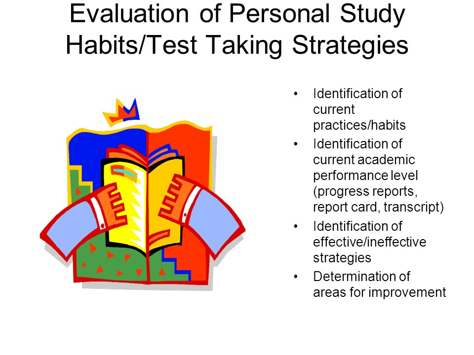 academic skills study habits learning strategies A solid base of study skills and study tips is even more useful after you leave school, when you continue learning on your own fortunately, cognitive and educational psychologists have been conducting painstaking scientific research on study skills and strategies for ages.
