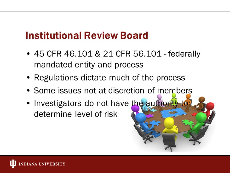 What is the Institutional Review Board (IRB)? | Research ...