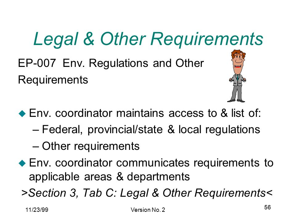 legal requirement How it works read more about our features legal requirements read about the legal requirements pricing read more about our pricing options.