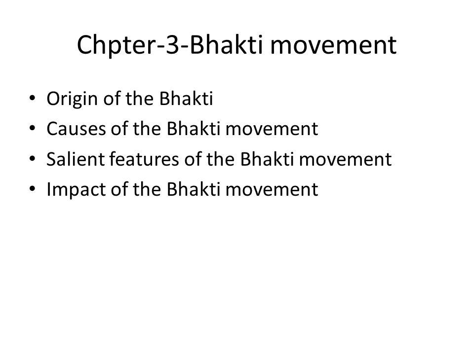 Chpter-3-Bhakti movement