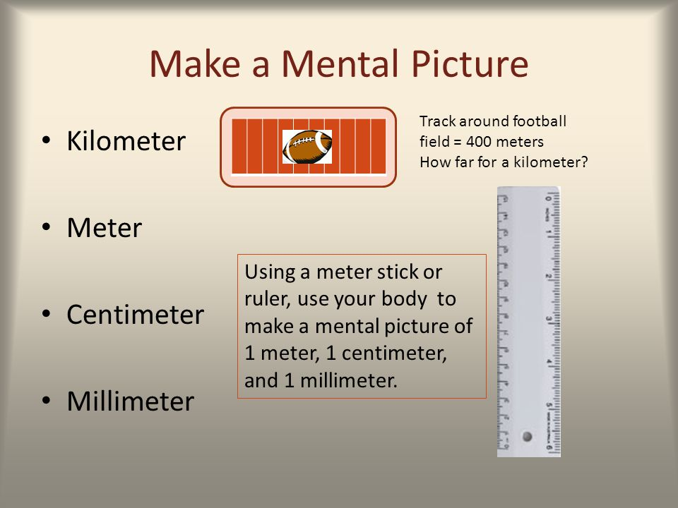 How Far Is A Meter : Success medical mathematics ppt video online download