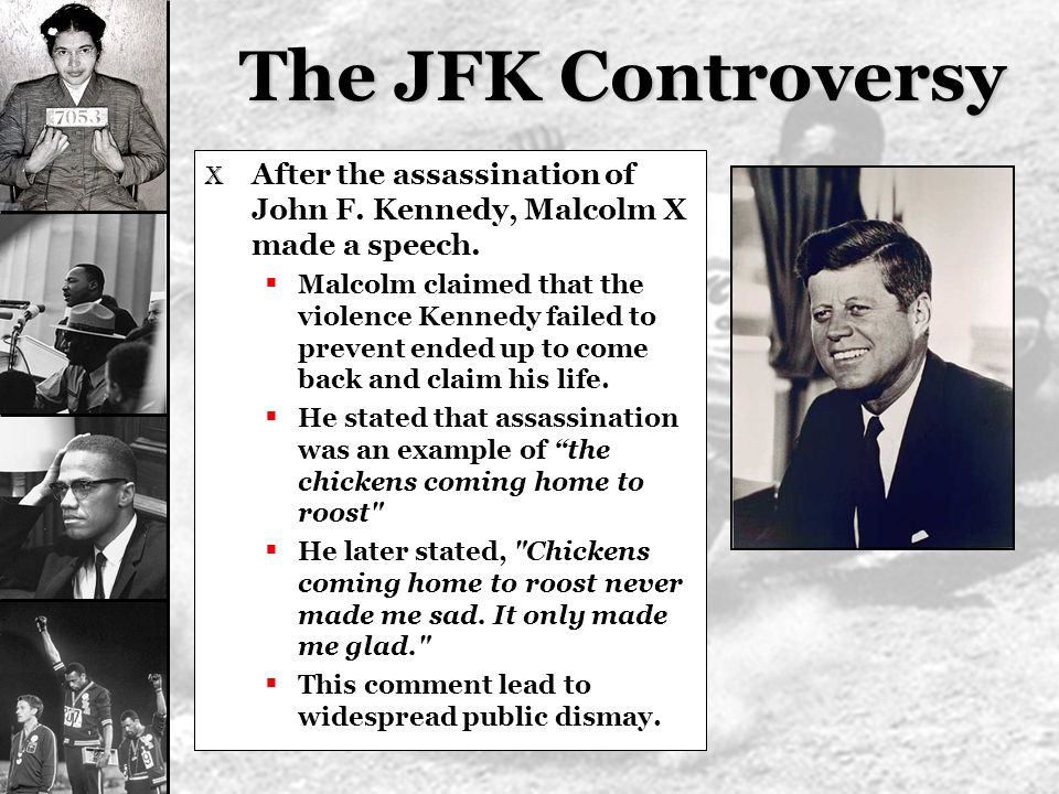 the controversy surrounding the assassination of president john f kennedy On november 22, 1963, us president john f kennedy was assassinated in   controversy about the motive and even the assassin has.
