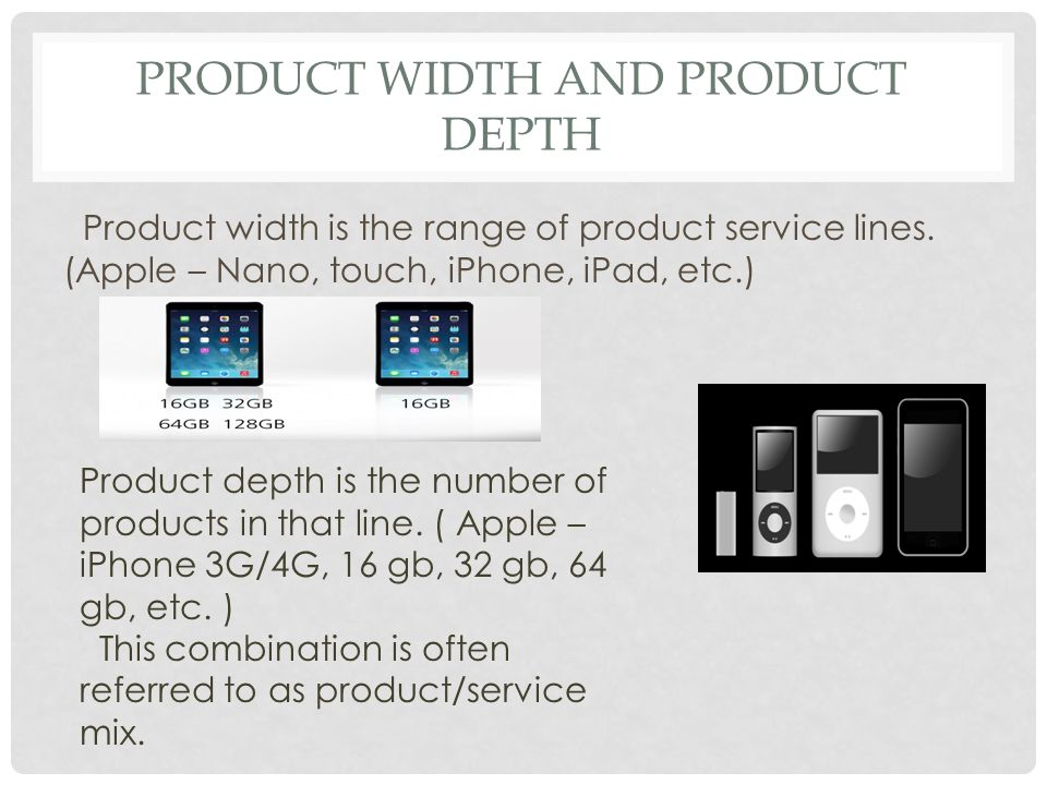 Product Line Apple