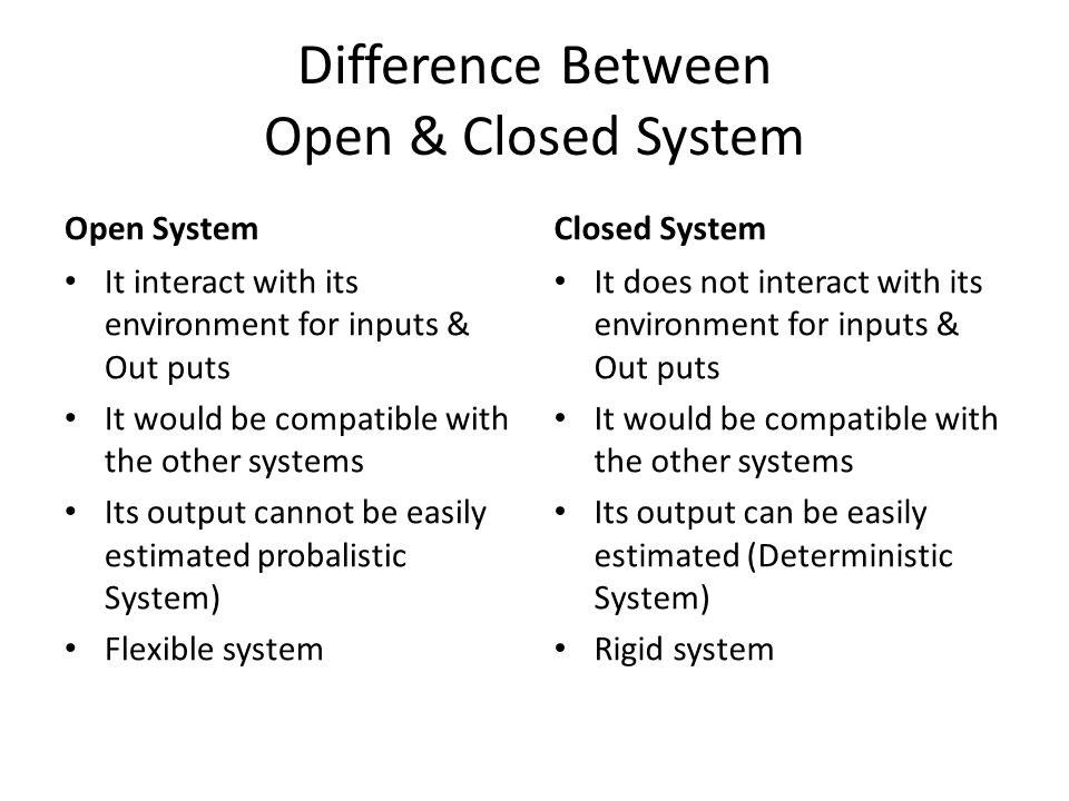 differences between information system and information technology pdf