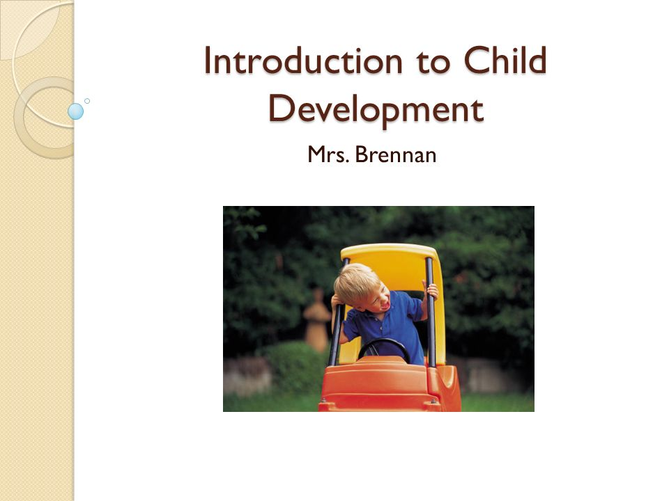 introduction to child development A new edition of this book is available`this is an admirable, modern textbook on child development, which is compact, beautifully organized and laid out.