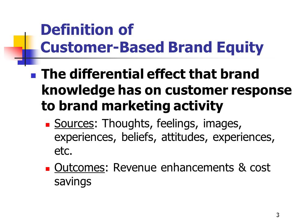 marketing strategy enhancing brand equity by This limits our ability to effectively develop marketing plans to create the kind of brand we want to project so, exactly what is brand equity  brand equity.