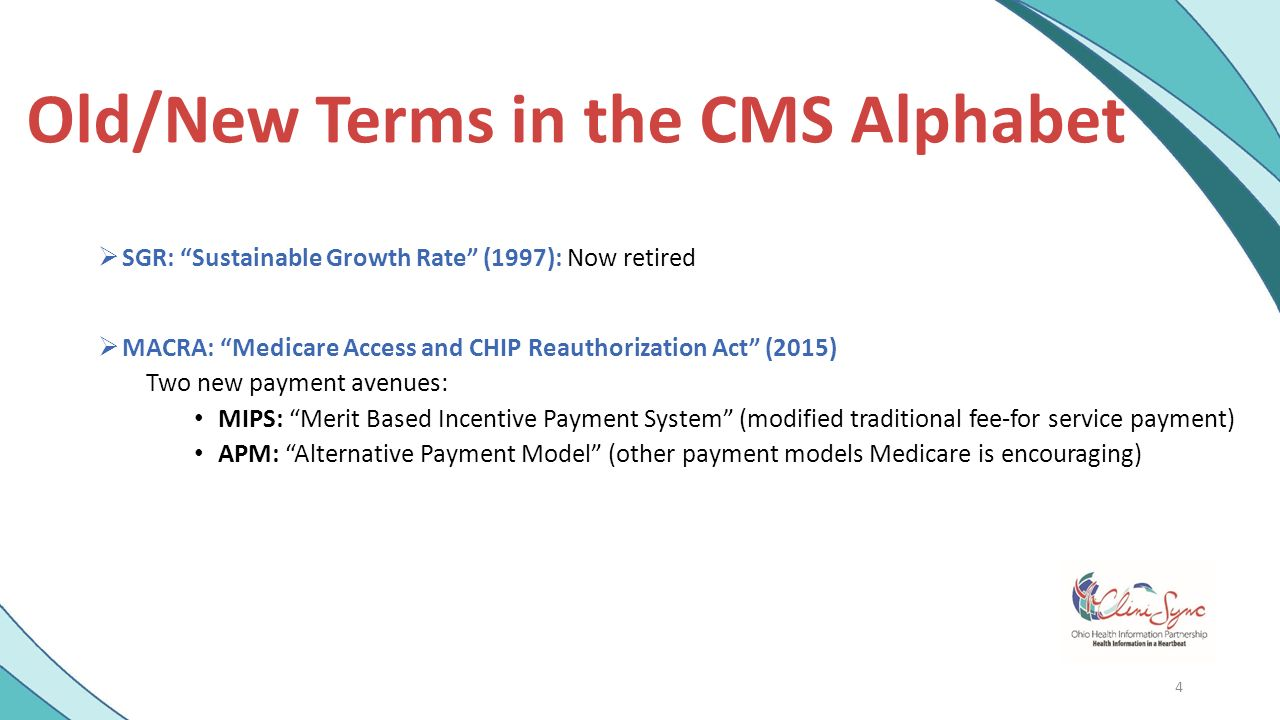 """MACRA From Meaningful Use to MIPS The """"Doc Fix ..."""