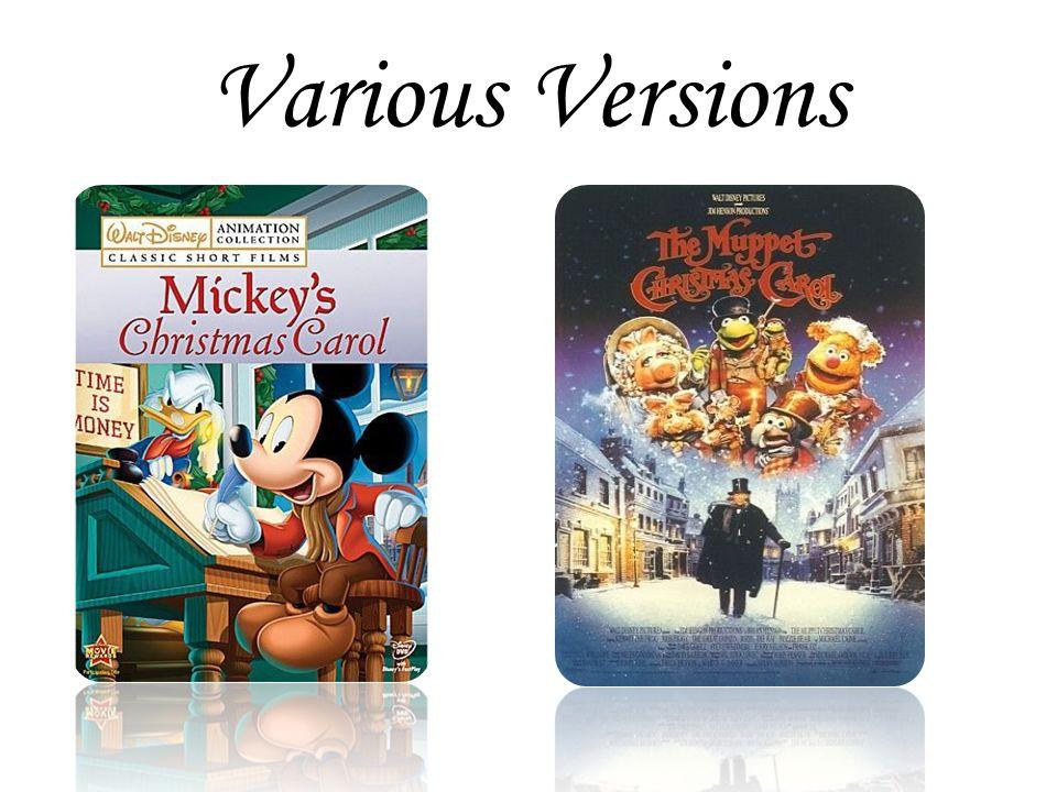 Various Versions