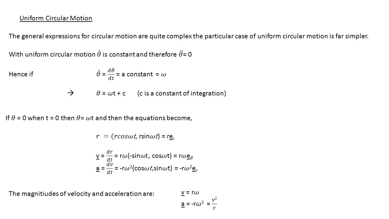 Unit 2 Circular Motion ppt video online download – Uniform Circular Motion Worksheet