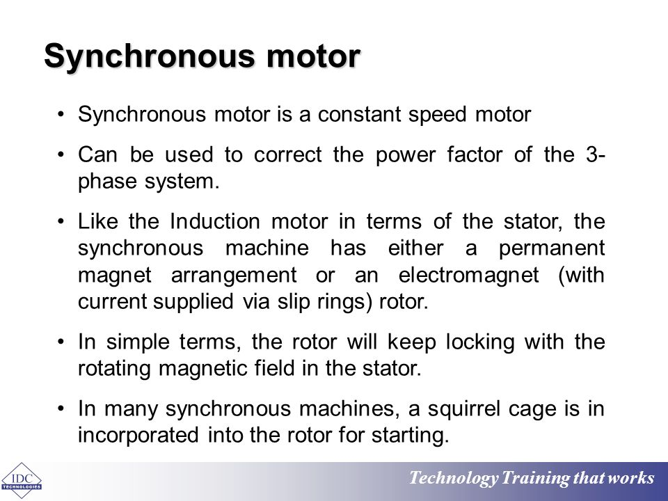 why starting current of induction motor