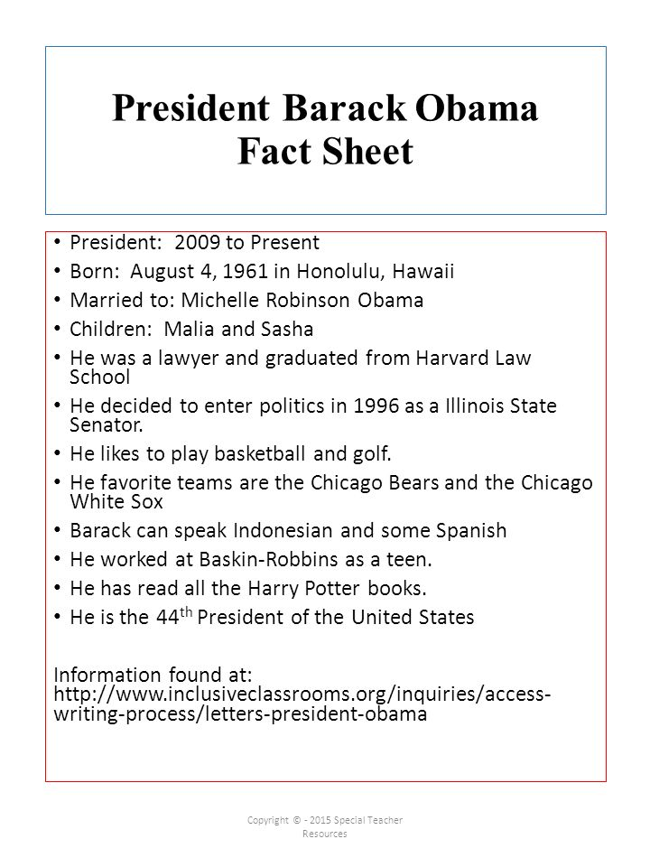 profile of senator barack obama essay After serving 7 years in the state senate, in 2003, barack obama launched his campaign for us senate, and won by a landslide in the 2004 election  obama wrote .