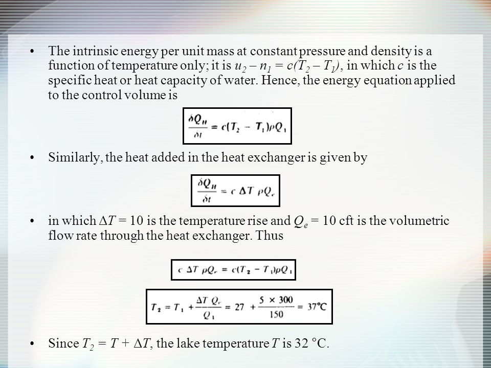 specific application of the nerst equation
