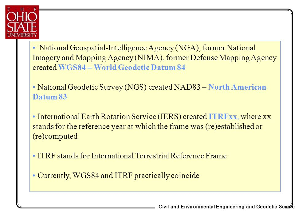 National GeospatialIntelligence Agency Wikipedia Government - Us defense mapping agency
