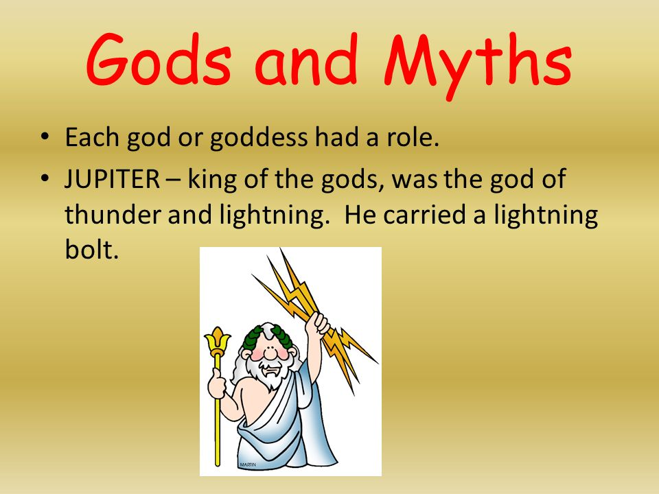role of the gods in king The aeneid: analysis essay in the aeneid, many gods play a role in the story the king of all deities, jupiter, the divine antagonist of the destiny of aeneas, and venus, his main protector and his mother are the main gods.