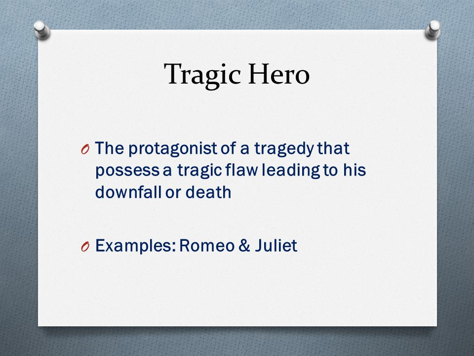 romeo and juliet tragic flaws essay As much as romeo and juliet is a tragic love story these latter traits are tragic flaws for an elizabethan tips and hints on how to write a definition essay.