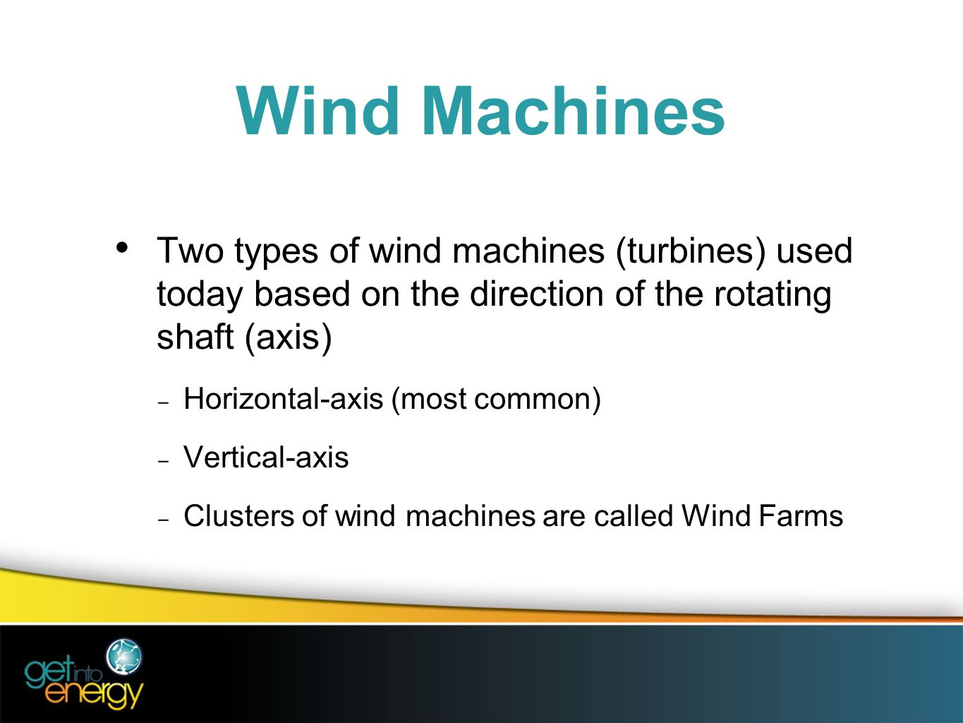 Today We Re Going To Learn More About Renewable Energy