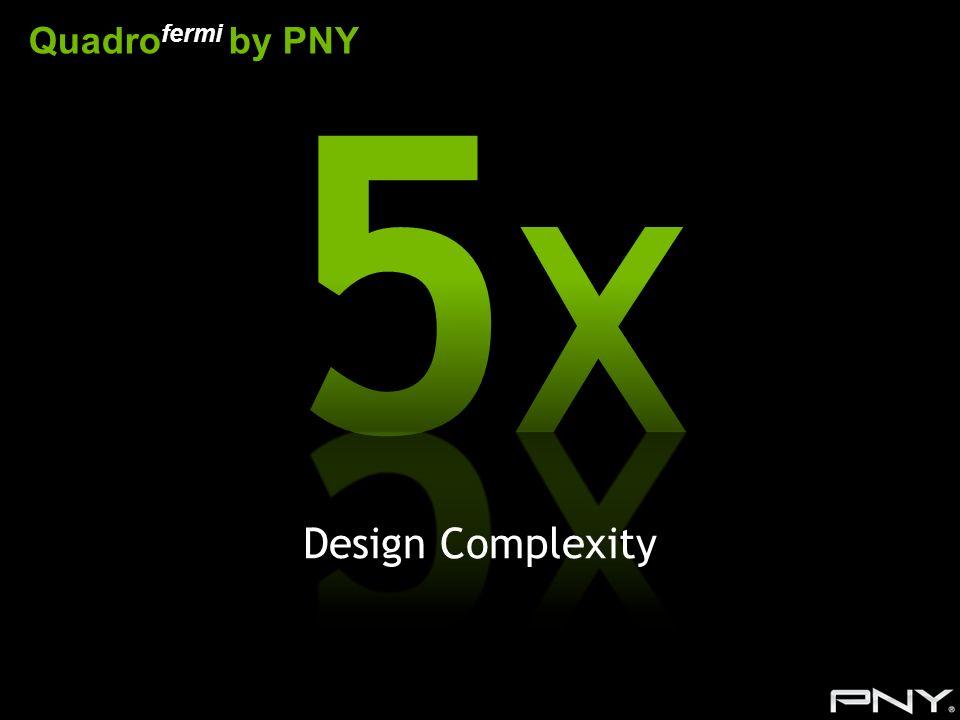 Quadrofermi by PNY 5X Design Complexity