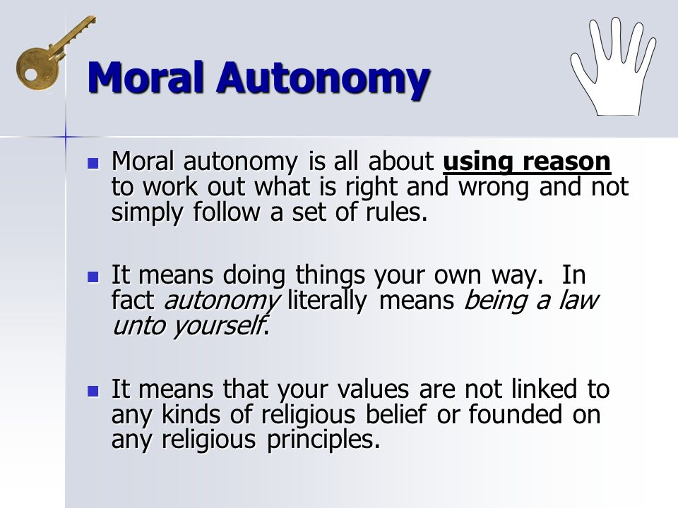 moral rights and wrongs at the Rights and wrongs during a recent meeting of college educators at harvard university to have true moral values, people must get them from somewhere.