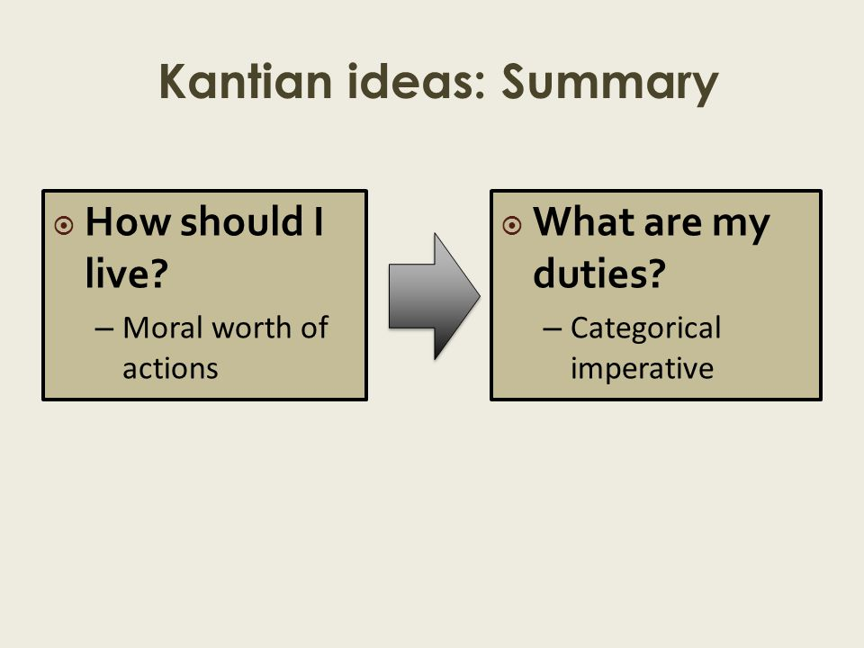 kant and workers rights 4 the golden rule in kant and utilitarianism daniel berthold bard college from the vantage point of the history of ethical theory, there can be little doubt.