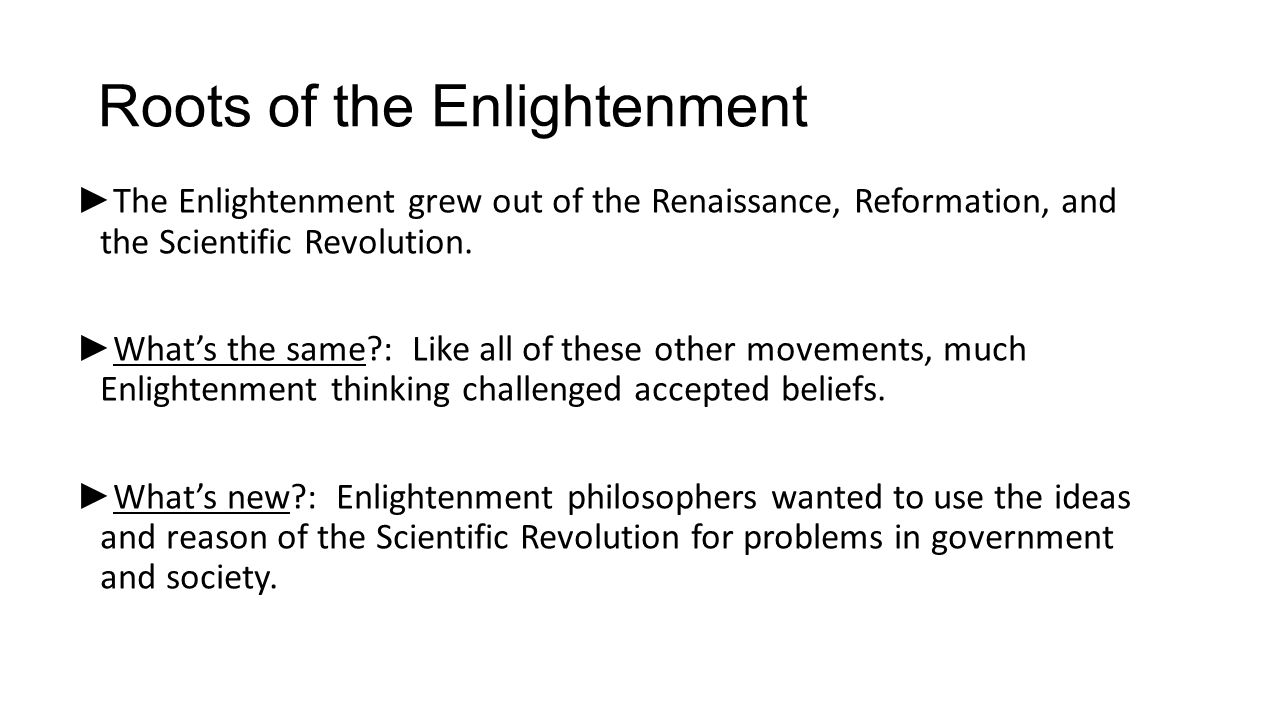 Age of reason httpsyoutubewatchvcp8kf3pfq8 ppt roots of the enlightenment robcynllc Gallery