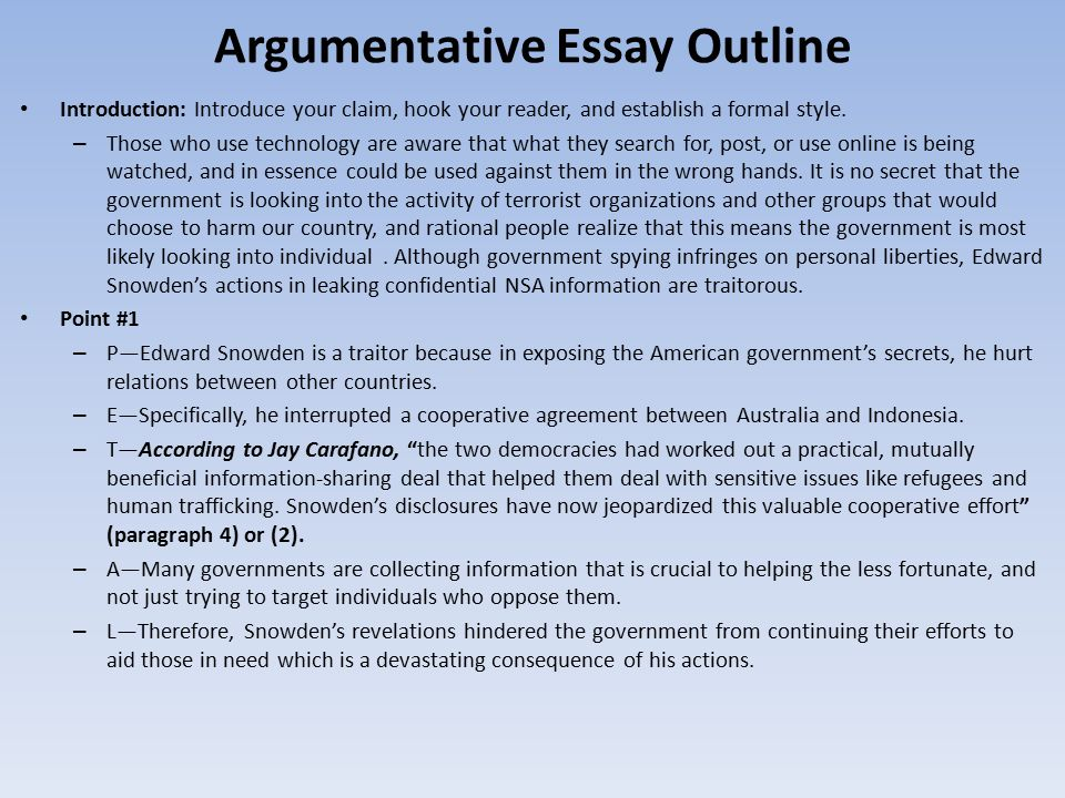 article of argumentative essay Argumentative essay examples #1 does freedom of speech give people the right to use hate speech.