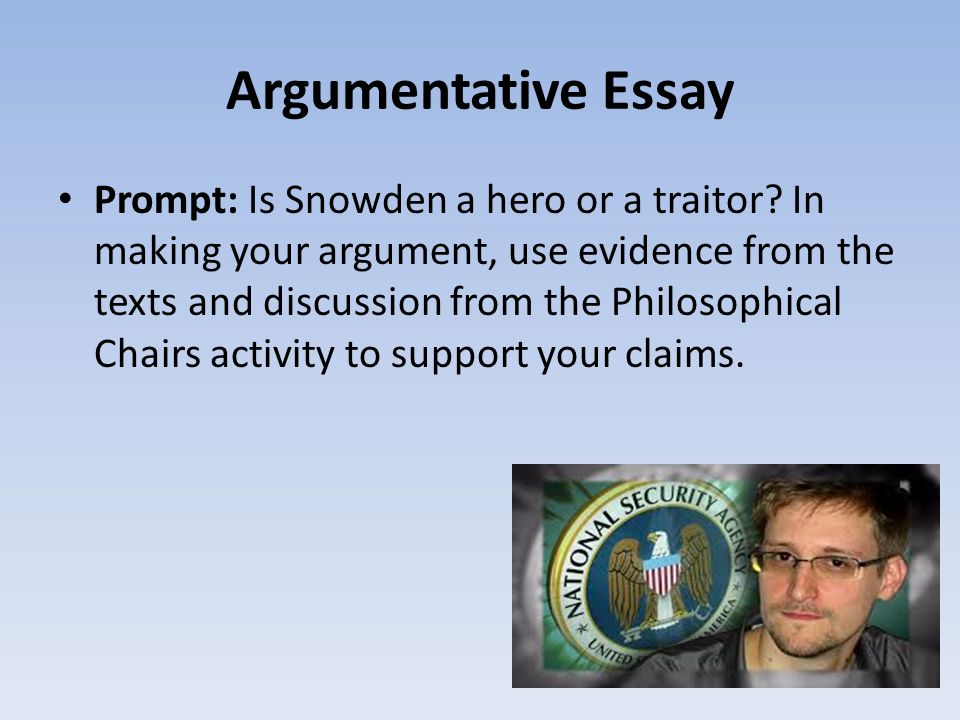 edward snowden 3 essay Essays related to the edward snowden case 1 edward snowden - traitor or hero in summer 2013, a young person called edward snowden made the most significant leak of.