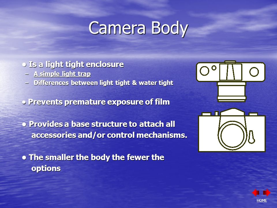 Basic Camera The Anatomy Of A Camera Ppt Video Online Download
