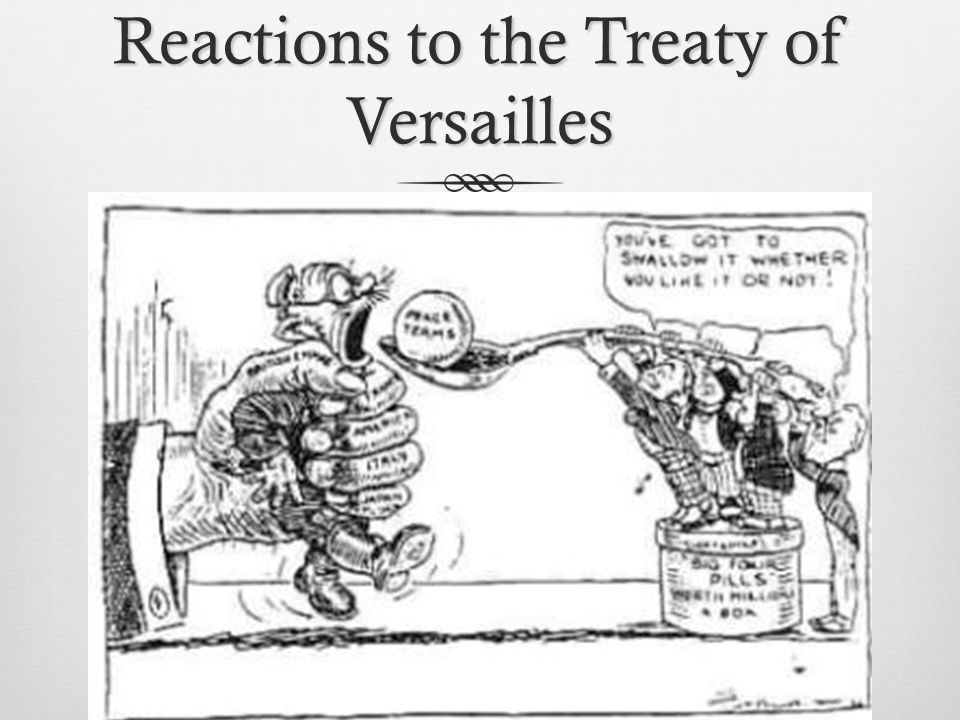 consequences of the treaty of versailles Get information, facts, and pictures about treaty of versailles at encyclopediacom make research projects and school reports about treaty of versailles easy with credible articles from our free, online encyclopedia and dictionary.