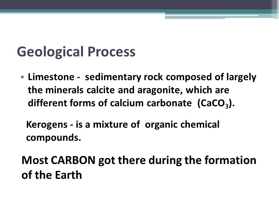 CARBON CYCLE. - ppt download