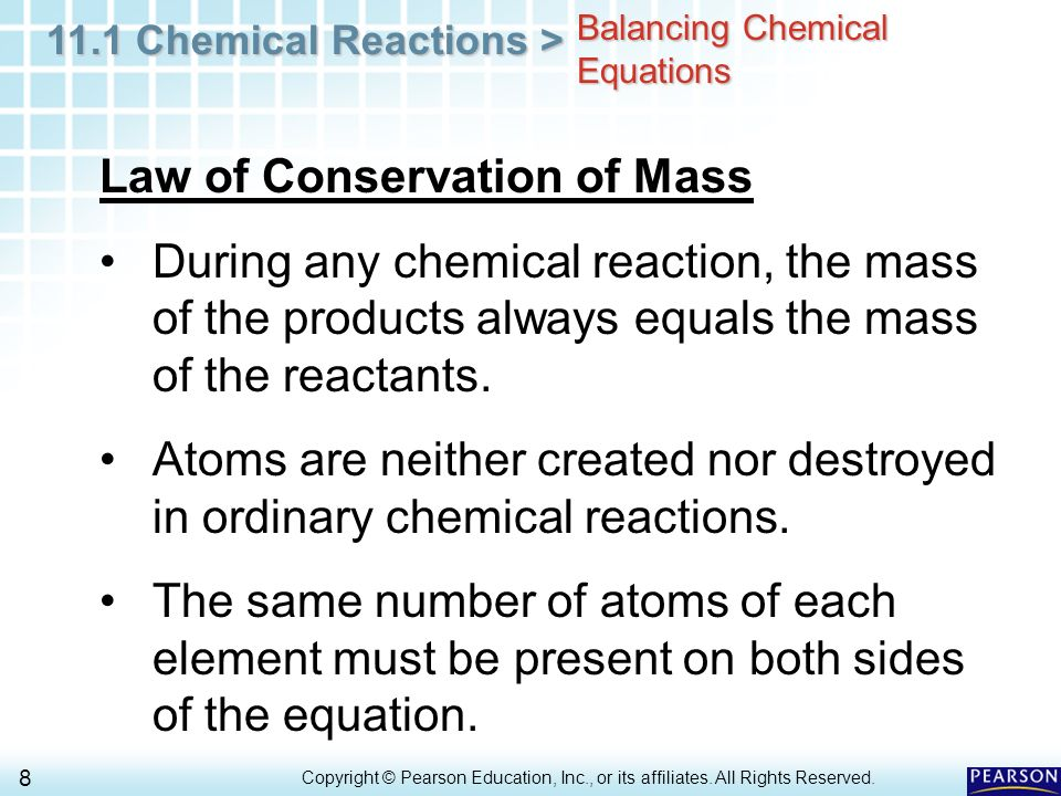 chapter 11 matter and change 111 describing chemical