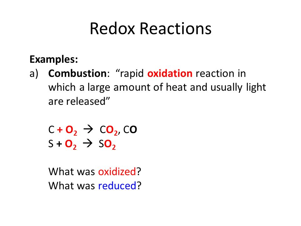 Chemical Reactions Unit Ppt Download