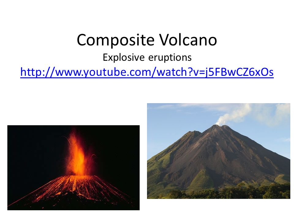 Volcanoes A Place Where Molten Rock Hot Gases And Solid