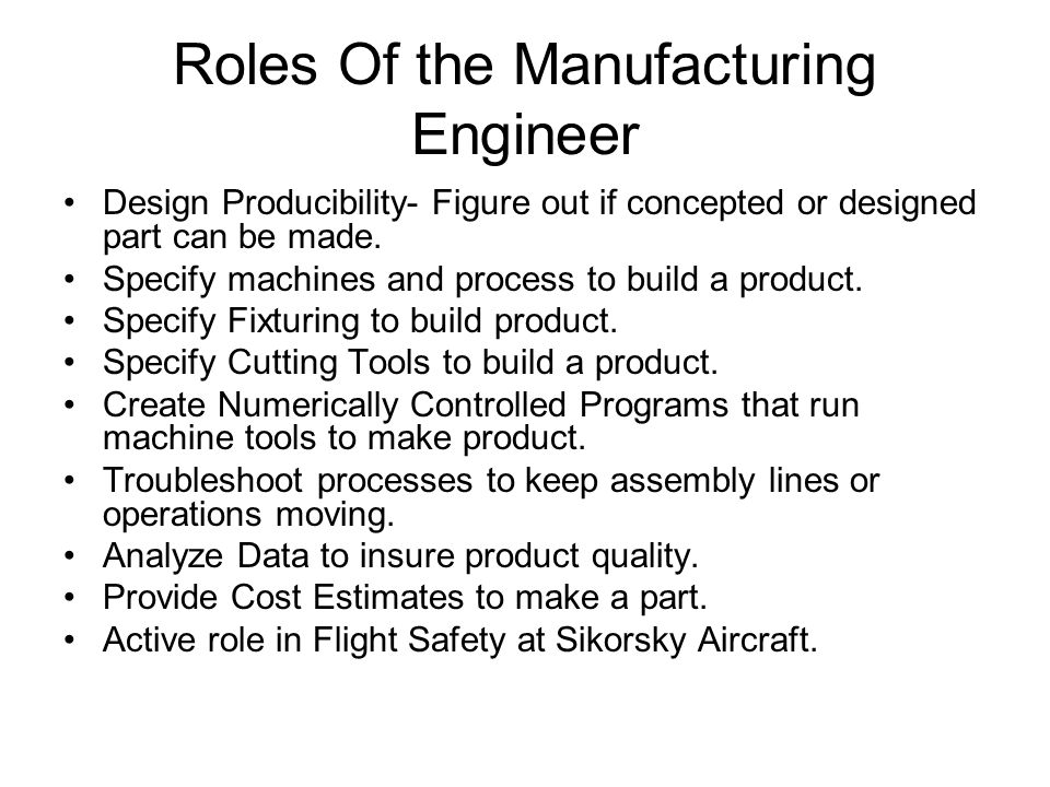 role of the engineer The role of an engineer of record (eor) on a commercial design-bid-build project is well defined but when it comes to fast track and smaller building projects this is not always the case.
