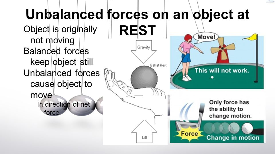 Object Moved: Chapter 2 Physical Science