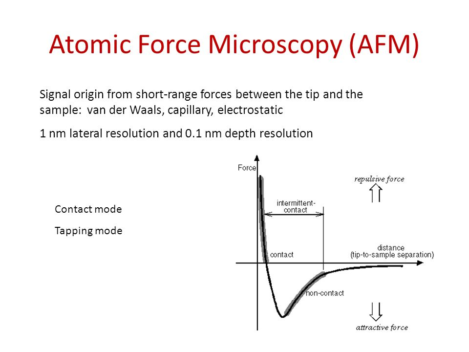 atomic force microscopy thesis Thesis, atomic force microscopy afm and electrochemistry have been applied tonon-contact atomic force microscopy image of the tio2110 surface part one describes the atomic force microscope, which consists of a scanned-.