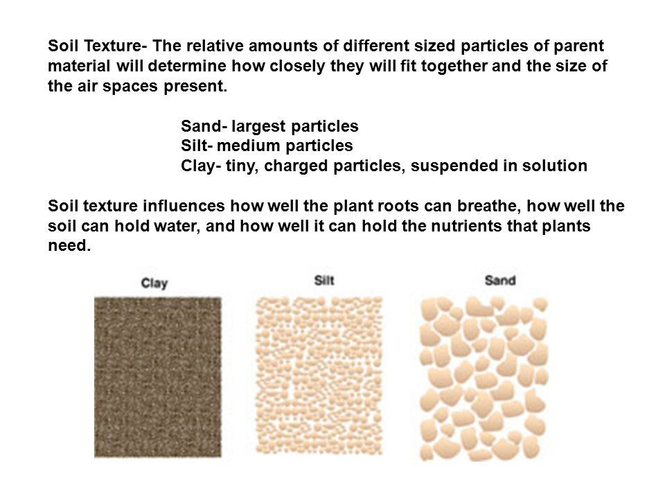 Soils soils are made up of solid liquid and gas for Minerals present in soil