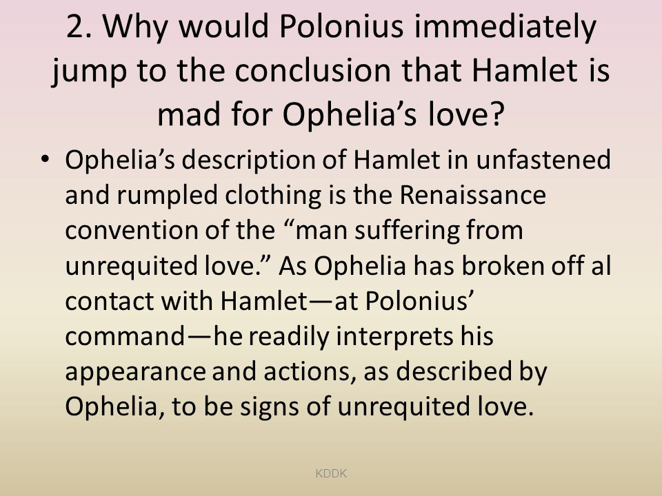 hamlets relationship with ophelia essay Hamlet and ophelia have a relationship that is quite significant to hamlet as a  whole their relationship in the past has been filled with many sexual endeavors .