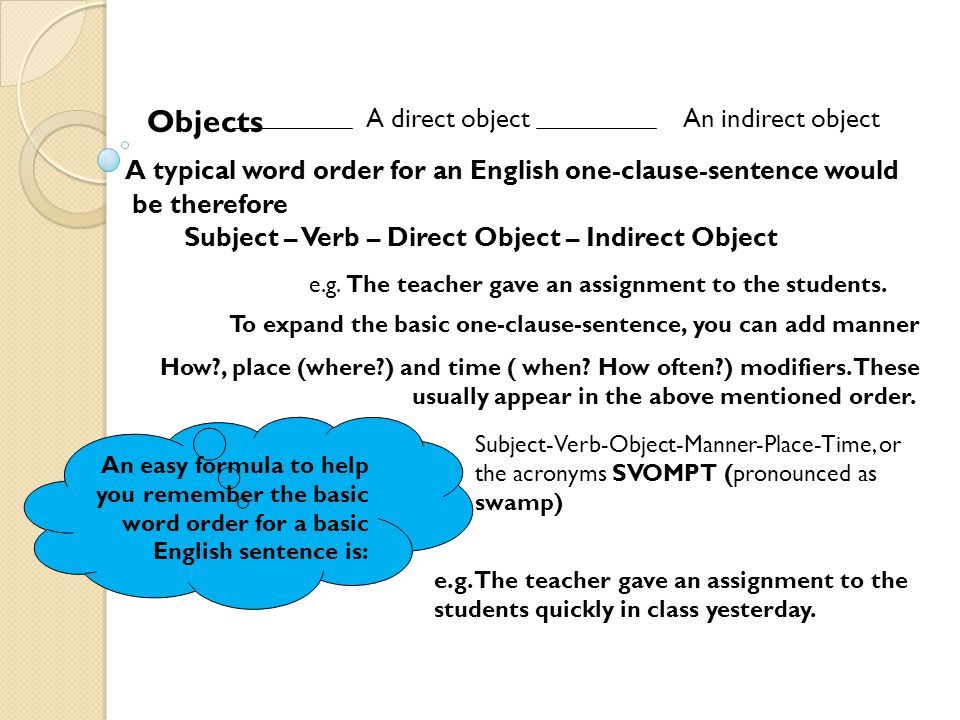 indirect order writing app