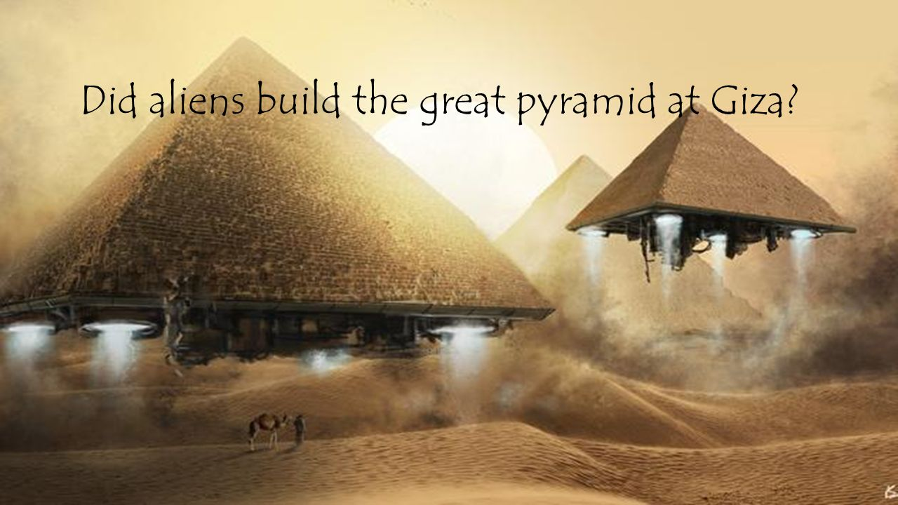 did slaves build the great pyramids Watch video shock claim: ancient egyptians did not build the pyramids historians has thrown doubt on the ancient egyptians ever having built the great pyramids.