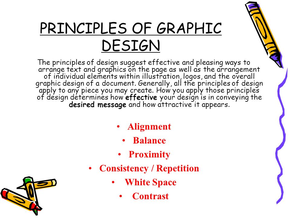 Graphic Design Elements And Principles : Principles of graphic design ppt download