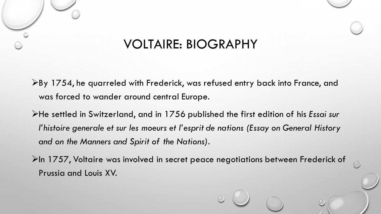 voltaire candide or optimism ppt  7 voltaire